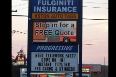 LED Sign Board in Hermitage, PA