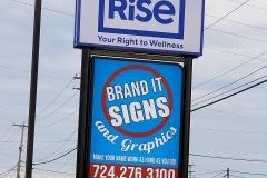 Pylon Signs in New Castle, PA