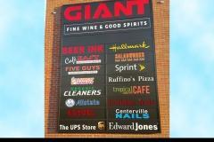 Business Sign Pylon Signs in Newark, DE
