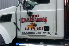 Vehicle Vinyl Wrap in Kennett Square