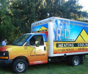 Truck Wrap and Vehicle Vinyl Wrap in Newark, DE for Commercial Vehicles