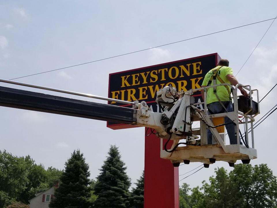 Pylon and Monument Signs in Wilmington, DE