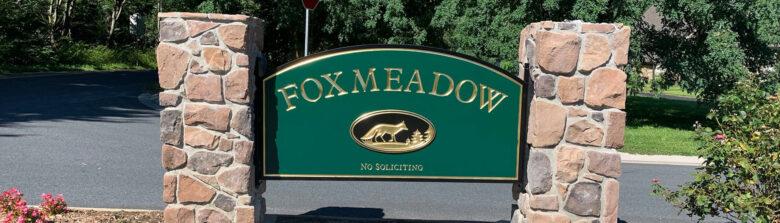 Monument Signs in Newark, DE, Wilmington, DE, Hockessin, DE